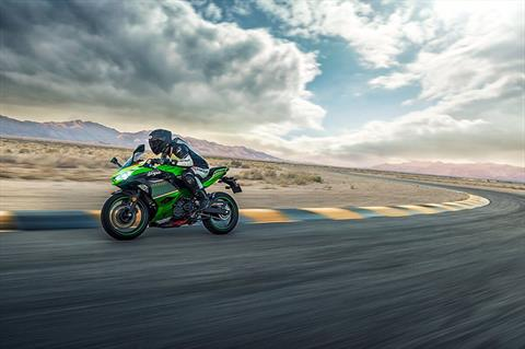 2020 Kawasaki Ninja 400 ABS KRT Edition in South Haven, Michigan - Photo 5