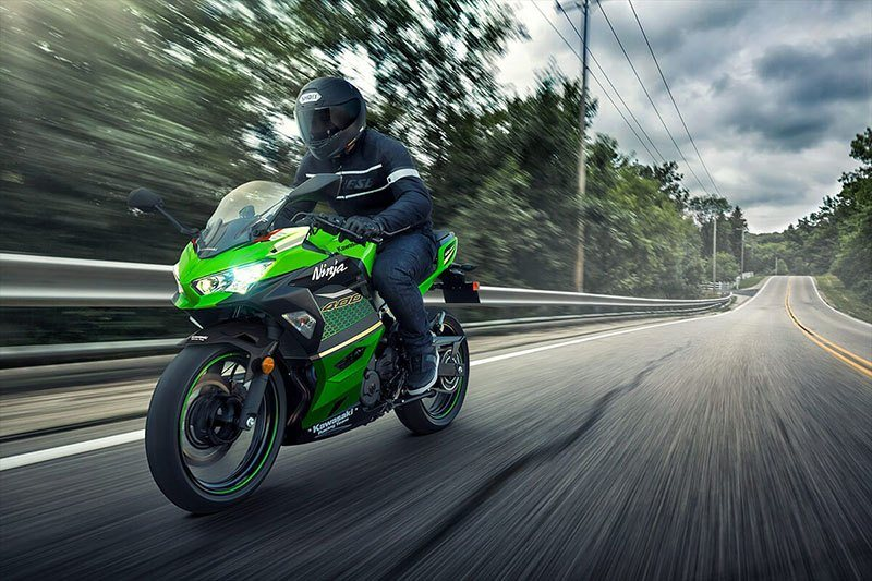 2020 Kawasaki Ninja 400 ABS KRT Edition in Ukiah, California - Photo 7