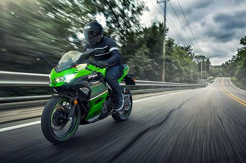 2020 Kawasaki Ninja 400 ABS KRT Edition in Cambridge, Ohio - Photo 7