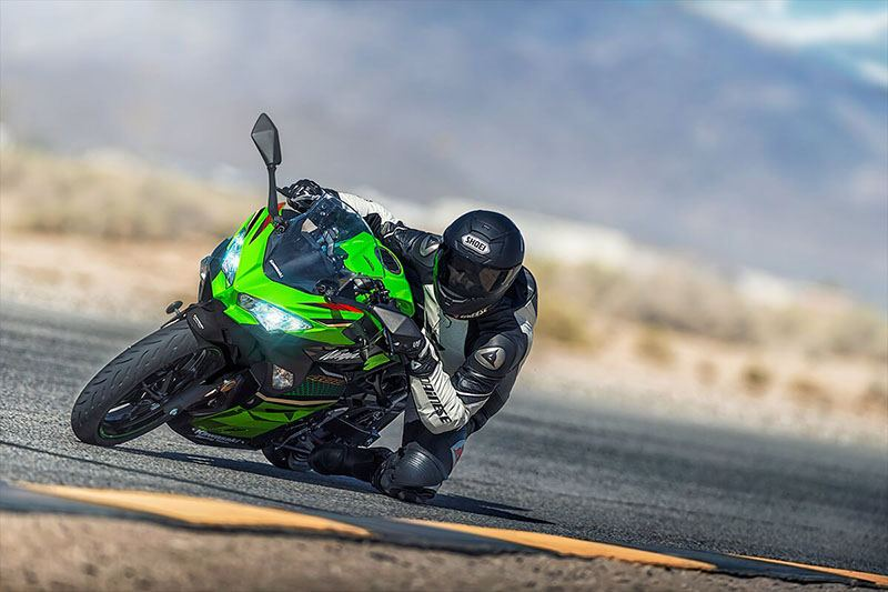 2020 Kawasaki Ninja 400 ABS KRT Edition in South Paris, Maine - Photo 8