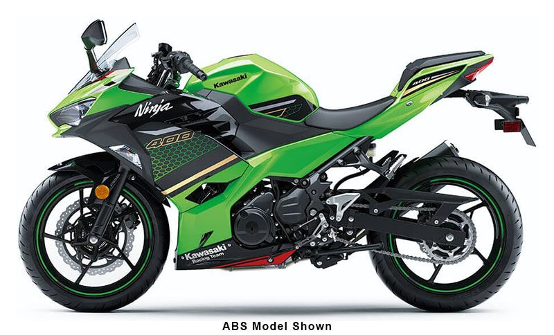 2020 Kawasaki Ninja 400 KRT Edition in Cambridge, Ohio - Photo 2