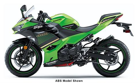 2020 Kawasaki Ninja 400 KRT Edition in Laurel, Maryland - Photo 2
