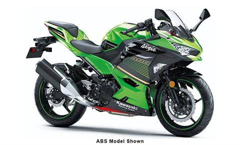2020 Kawasaki Ninja 400 KRT Edition in Cambridge, Ohio - Photo 3
