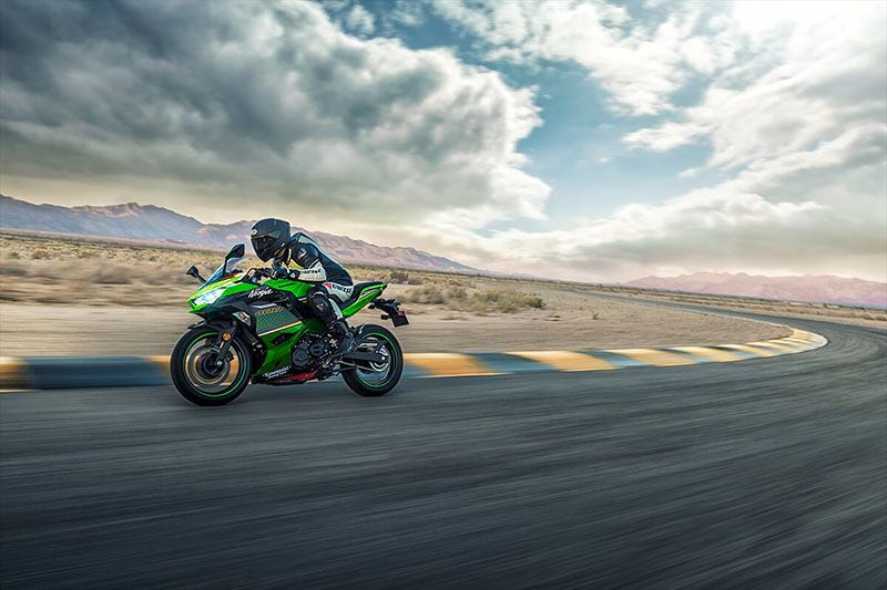 2020 Kawasaki Ninja 400 KRT Edition in Newnan, Georgia - Photo 5