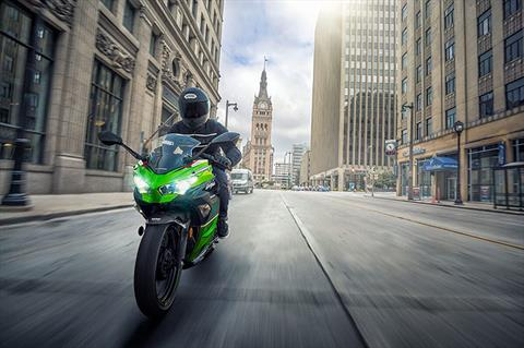 2020 Kawasaki Ninja 400 KRT Edition in Freeport, Illinois - Photo 6