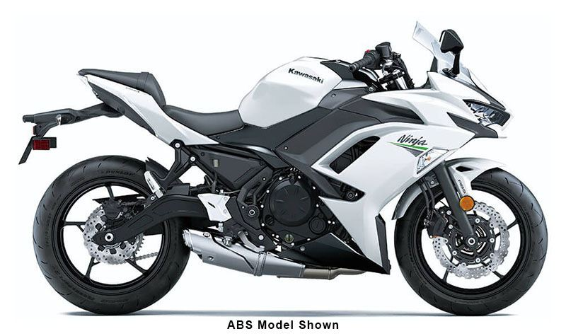 2020 Kawasaki Ninja 650 in Abilene, Texas - Photo 1