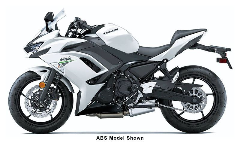 2020 Kawasaki Ninja 650 in Middletown, New Jersey - Photo 2