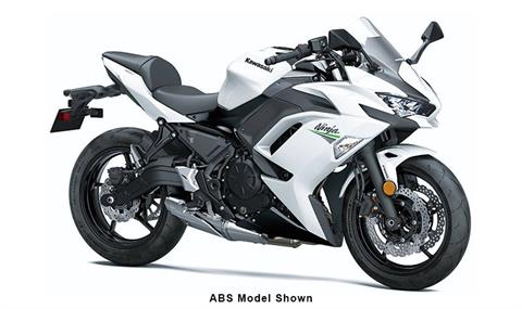 2020 Kawasaki Ninja 650 in Arlington, Texas - Photo 3