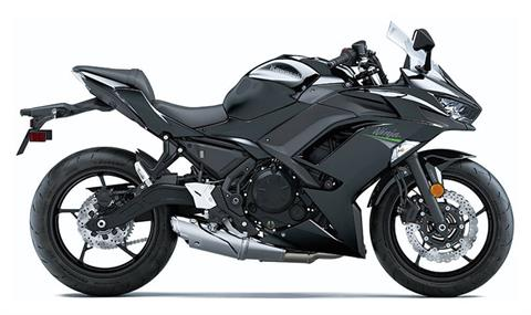 2020 Kawasaki Ninja 650 ABS in Iowa City, Iowa