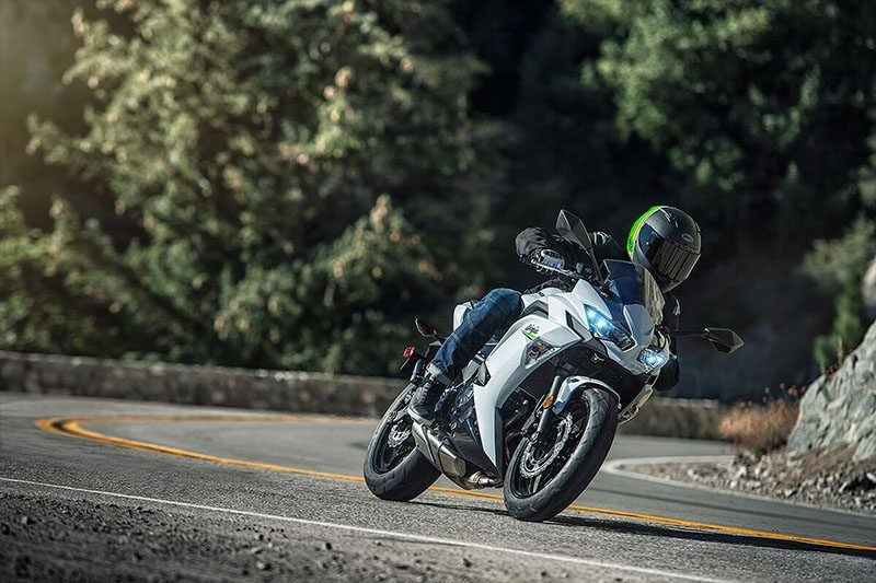 2020 Kawasaki Ninja 650 ABS in Bellevue, Washington - Photo 4