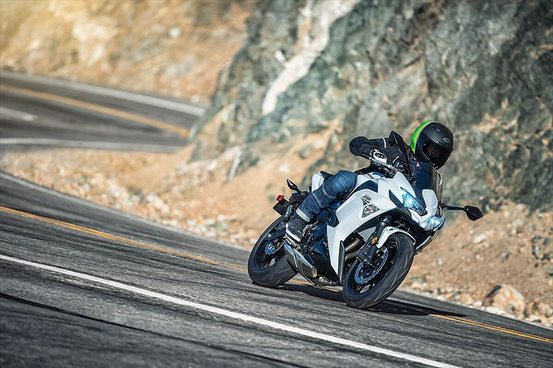 2020 Kawasaki Ninja 650 ABS in Bellevue, Washington - Photo 9
