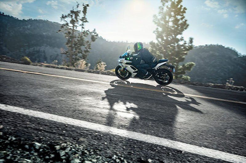 2020 Kawasaki Ninja 650 ABS in Bellevue, Washington - Photo 13
