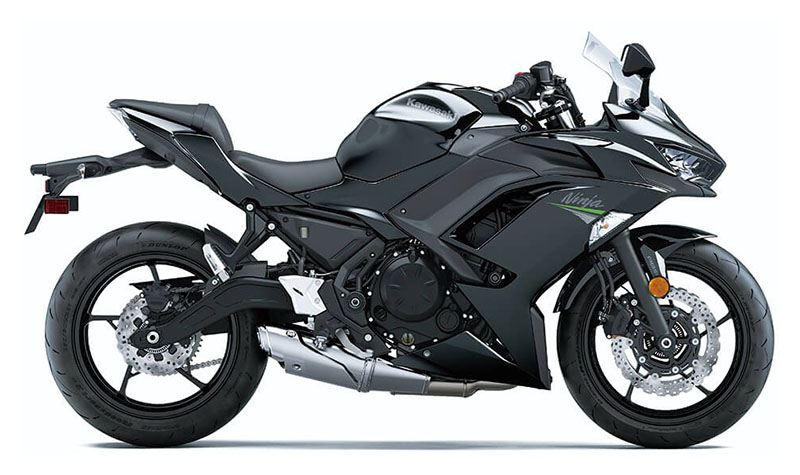 2020 Kawasaki Ninja 650 ABS in Waterbury, Connecticut - Photo 1