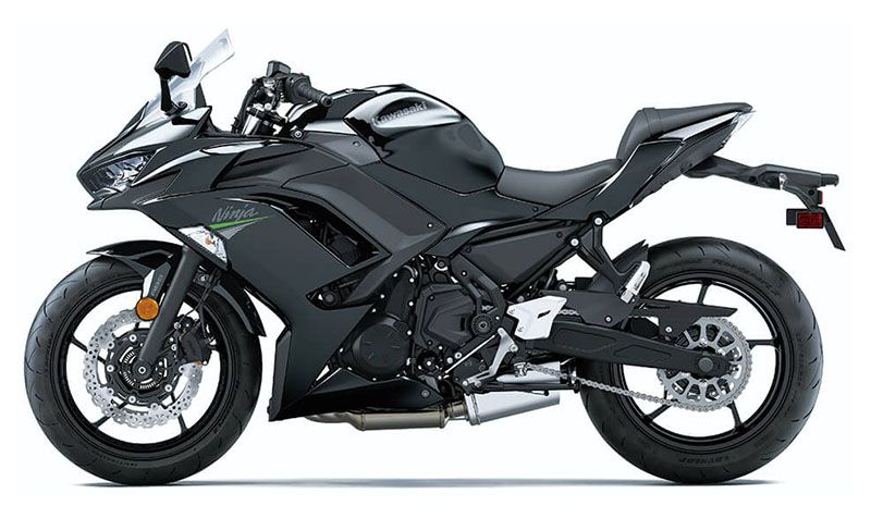 2020 Kawasaki Ninja 650 ABS in Waterbury, Connecticut - Photo 2