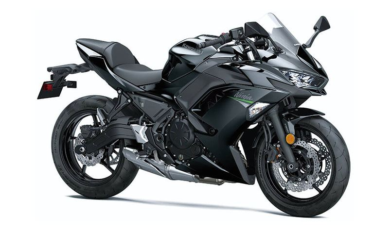 2020 Kawasaki Ninja 650 ABS in Waterbury, Connecticut - Photo 3