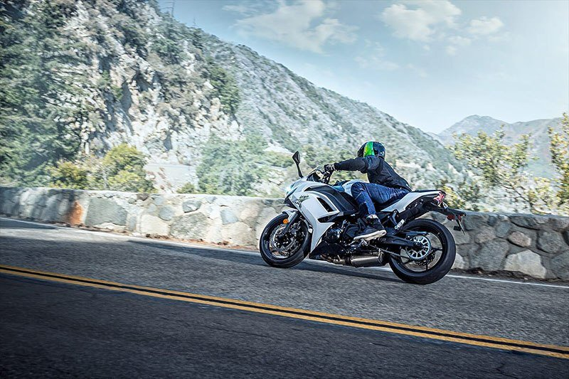 2020 Kawasaki Ninja 650 ABS in Waterbury, Connecticut - Photo 8