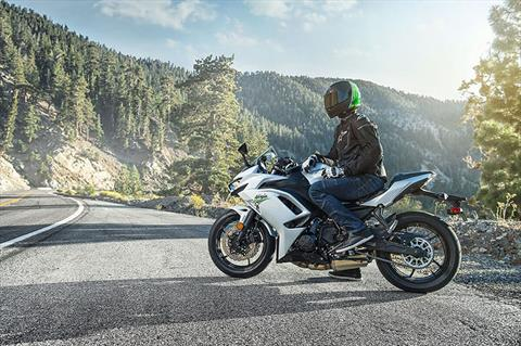 2020 Kawasaki Ninja 650 ABS in Waterbury, Connecticut - Photo 15