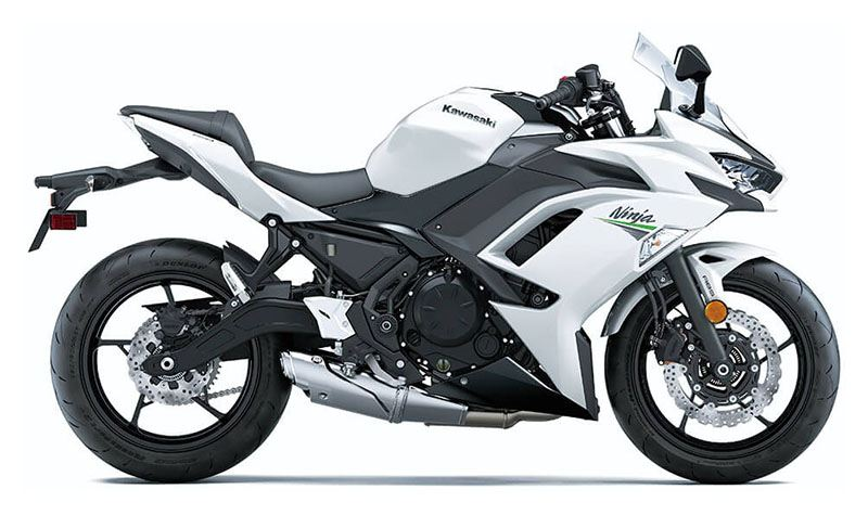 2020 Kawasaki Ninja 650 ABS in Plymouth, Massachusetts - Photo 1