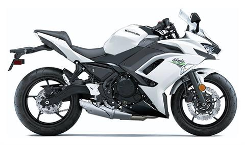 2020 Kawasaki Ninja 650 ABS in Concord, New Hampshire