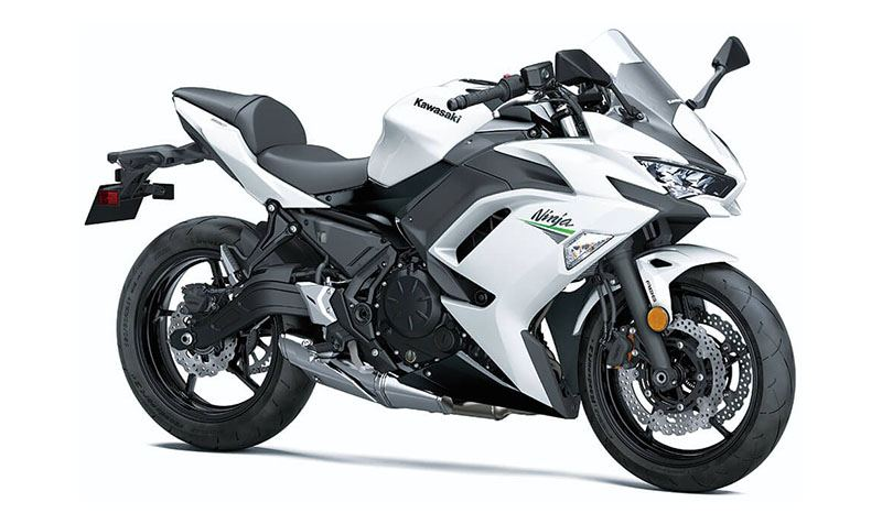 2020 Kawasaki Ninja 650 ABS in Johnson City, Tennessee - Photo 2