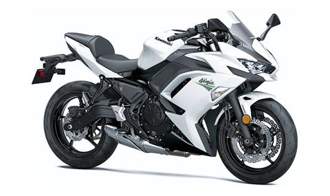 2020 Kawasaki Ninja 650 ABS in White Plains, New York - Photo 2