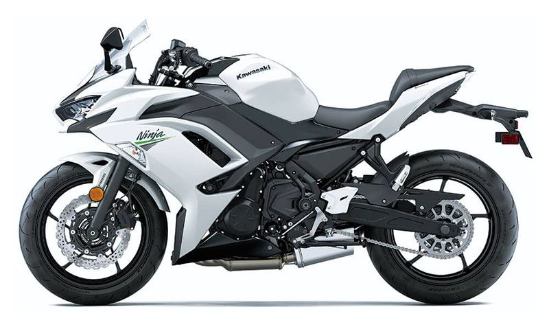 2020 Kawasaki Ninja 650 ABS in Plymouth, Massachusetts - Photo 3