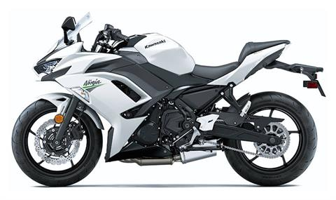 2020 Kawasaki Ninja 650 ABS in White Plains, New York - Photo 3