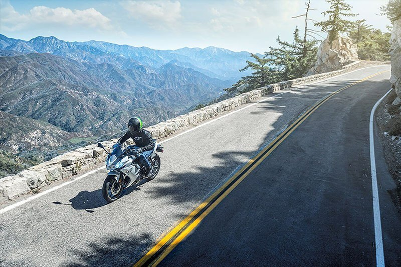 2020 Kawasaki Ninja 650 ABS in Eureka, California - Photo 5