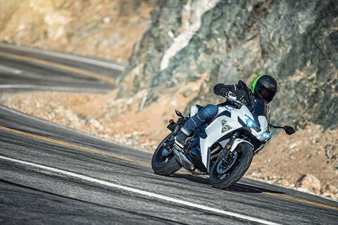 2020 Kawasaki Ninja 650 ABS in Logan, Utah - Photo 9