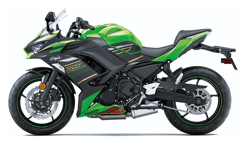2020 Kawasaki Ninja 650 ABS KRT Edition in Kingsport, Tennessee - Photo 2