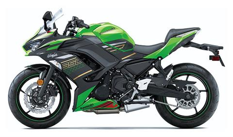 2020 Kawasaki Ninja 650 ABS KRT Edition in Junction City, Kansas - Photo 2