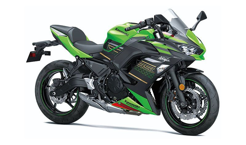 2020 Kawasaki Ninja 650 ABS KRT Edition in Cambridge, Ohio - Photo 3
