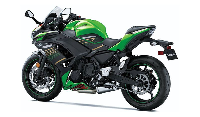 2020 Kawasaki Ninja 650 ABS KRT Edition in Franklin, Ohio - Photo 4
