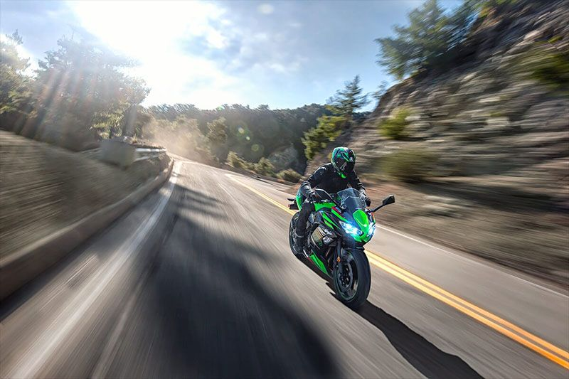 2020 Kawasaki Ninja 650 ABS KRT Edition in Franklin, Ohio - Photo 5