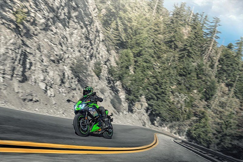 2020 Kawasaki Ninja 650 ABS KRT Edition in Kingsport, Tennessee - Photo 6