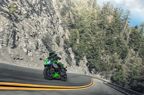 2020 Kawasaki Ninja 650 ABS KRT Edition in Cambridge, Ohio - Photo 6