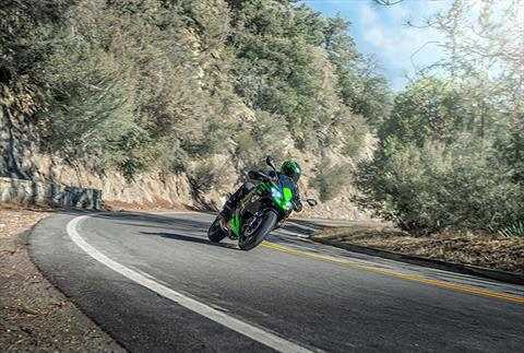 2020 Kawasaki Ninja 650 ABS KRT Edition in Franklin, Ohio - Photo 7