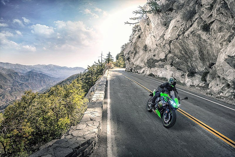 2020 Kawasaki Ninja 650 ABS KRT Edition in Cambridge, Ohio - Photo 8