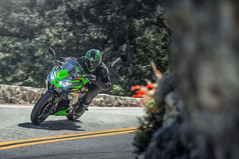 2020 Kawasaki Ninja 650 ABS KRT Edition in Franklin, Ohio - Photo 9