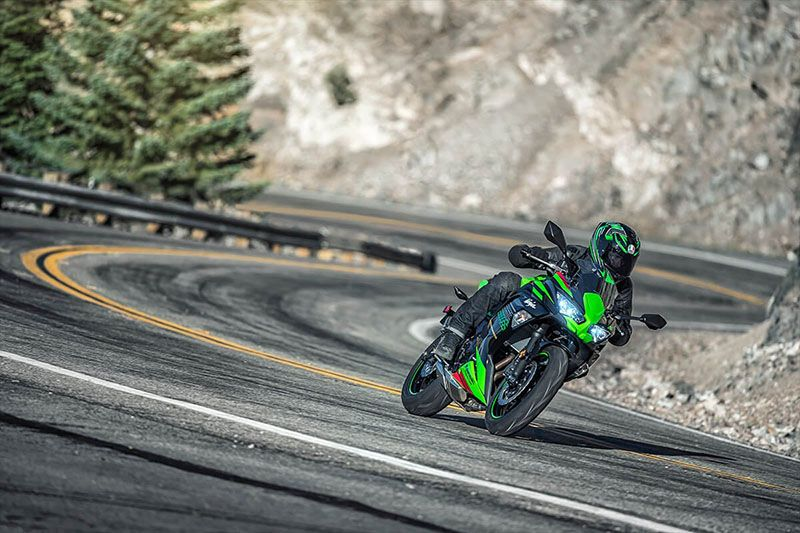2020 Kawasaki Ninja 650 ABS KRT Edition in Kirksville, Missouri - Photo 10