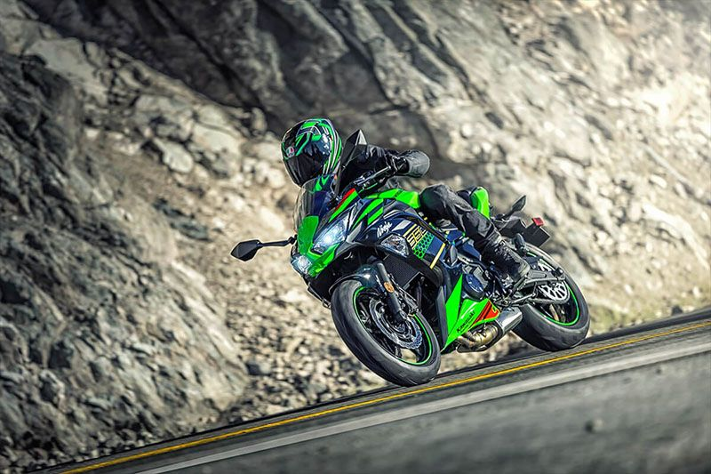 2020 Kawasaki Ninja 650 ABS KRT Edition in Cambridge, Ohio - Photo 11