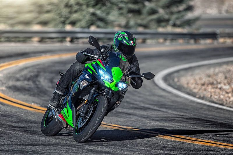 2020 Kawasaki Ninja 650 ABS KRT Edition in Greenville, North Carolina - Photo 12