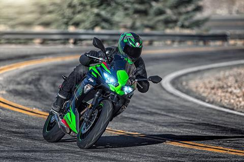 2020 Kawasaki Ninja 650 ABS KRT Edition in Kingsport, Tennessee - Photo 12