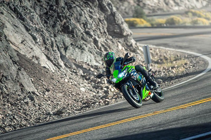 2020 Kawasaki Ninja 650 ABS KRT Edition in Cambridge, Ohio - Photo 13