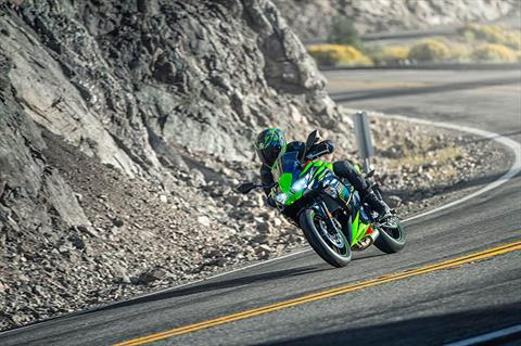 2020 Kawasaki Ninja 650 ABS KRT Edition in Franklin, Ohio - Photo 13