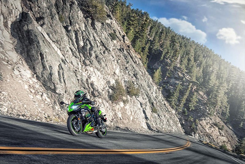 2020 Kawasaki Ninja 650 ABS KRT Edition in Cambridge, Ohio - Photo 14