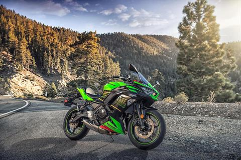 2020 Kawasaki Ninja 650 ABS KRT Edition in Cambridge, Ohio - Photo 15