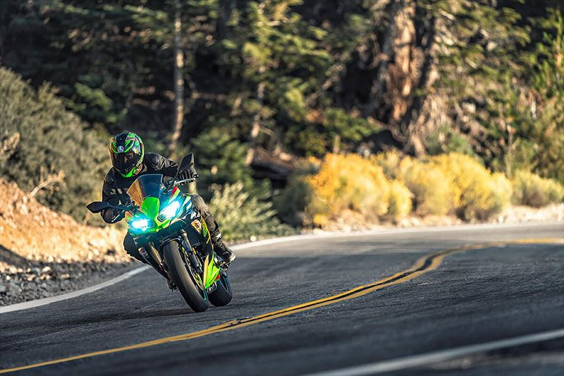 2020 Kawasaki Ninja 650 KRT Edition in Littleton, New Hampshire - Photo 16