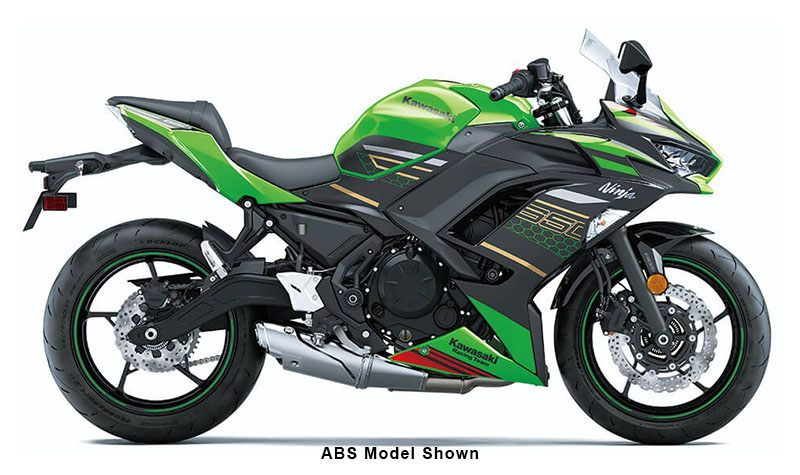 2020 Kawasaki Ninja 650 KRT Edition in Mount Pleasant, Michigan - Photo 1