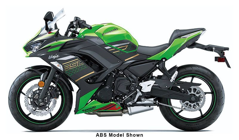 2020 Kawasaki Ninja 650 KRT Edition in Asheville, North Carolina - Photo 2